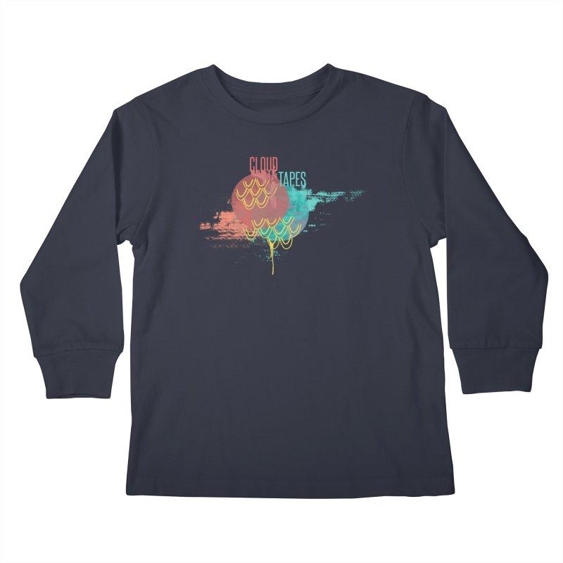 2018 Logo Kids Longsleeve T-Shirt by Cloud Tapes's Artist Shop