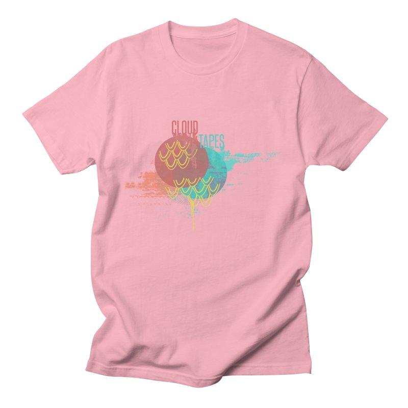 2018 Black Logo Men's T-Shirt by Cloud Tapes's Artist Shop