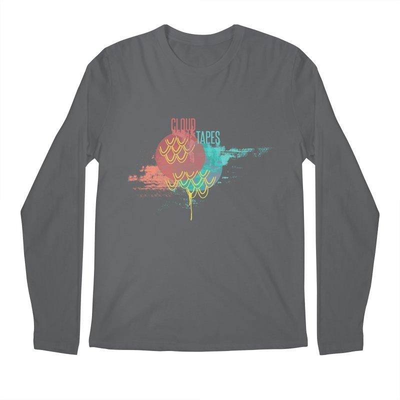 2018 Black Logo Men's Longsleeve T-Shirt by Cloud Tapes's Artist Shop