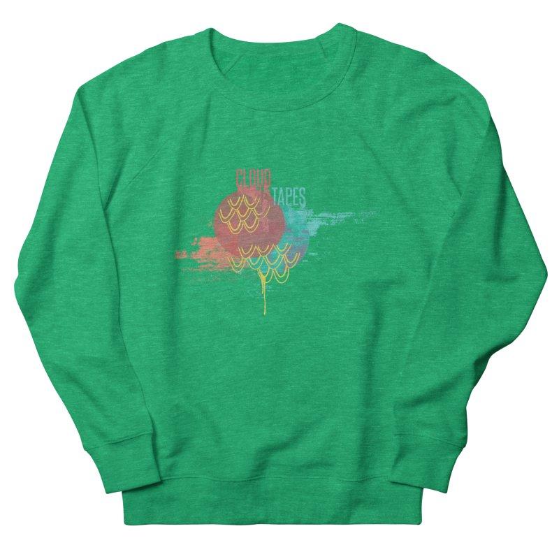 2018 Black Logo Women's Sweatshirt by Cloud Tapes's Artist Shop
