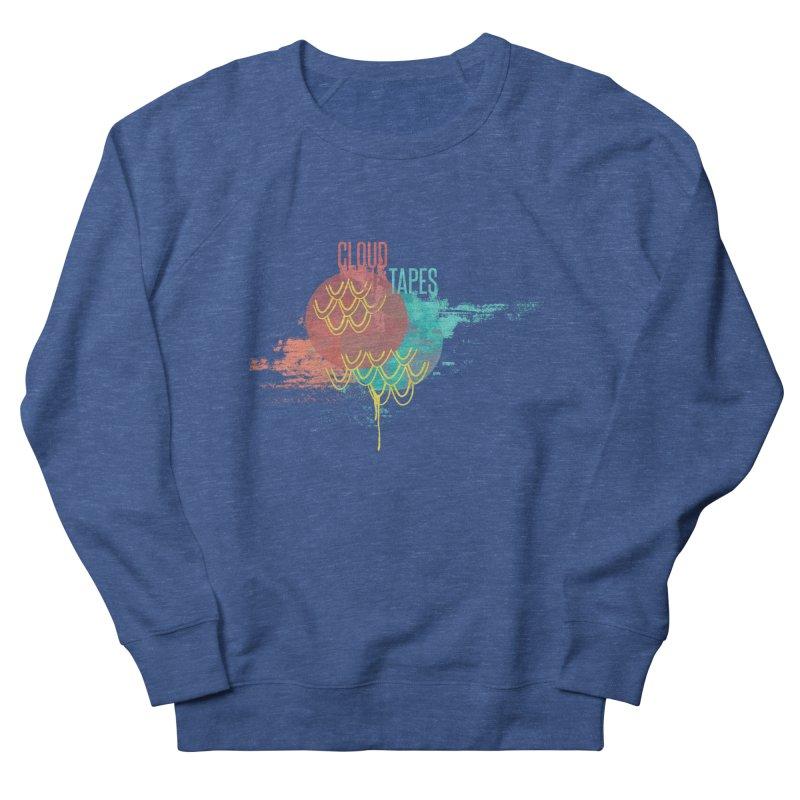 2018 Black Logo Men's Sweatshirt by Cloud Tapes's Artist Shop