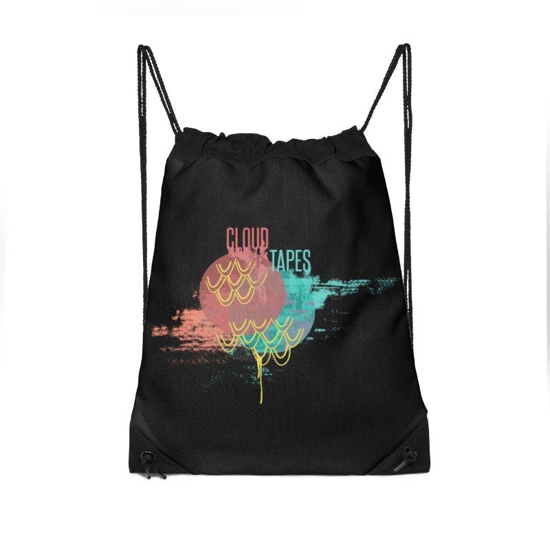 2018 Black Logo Accessories Bag by Cloud Tapes's Artist Shop