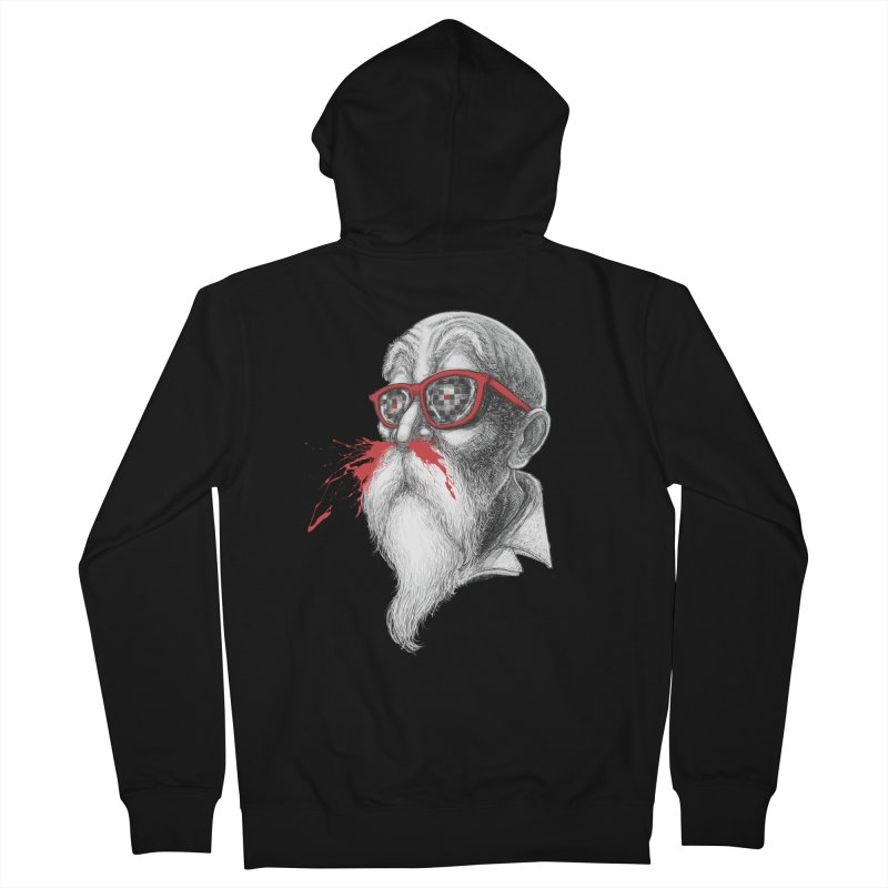 The Grandmaster Hobbies Men's Zip-Up Hoody by Cnatch's Artist Shop