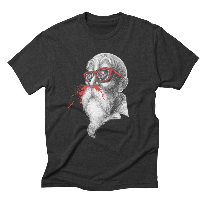 The Grandmaster Hobbies Men's Triblend T-Shirt by Cnatch's Artist Shop