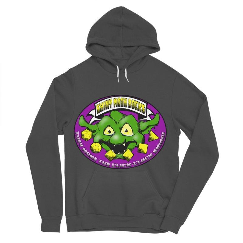 Shiny Math Rocks Men's Sponge Fleece Pullover Hoody by Comedyrockgeek 's Artist Shop