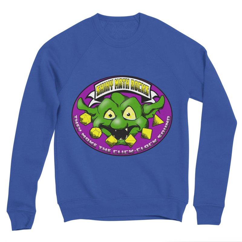 Shiny Math Rocks Women's Sponge Fleece Sweatshirt by Comedyrockgeek 's Artist Shop