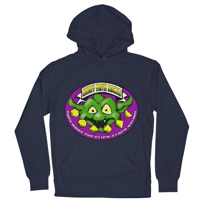 Shiny Math Rocks Men's Pullover Hoody by Comedyrockgeek 's Artist Shop