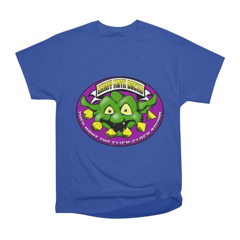 Shiny Math Rocks Women's Heavyweight Unisex T-Shirt by Comedyrockgeek 's Artist Shop
