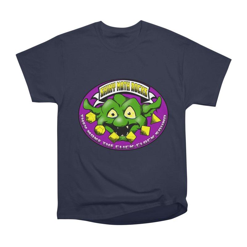 Shiny Math Rocks Men's Heavyweight T-Shirt by Comedyrockgeek 's Artist Shop