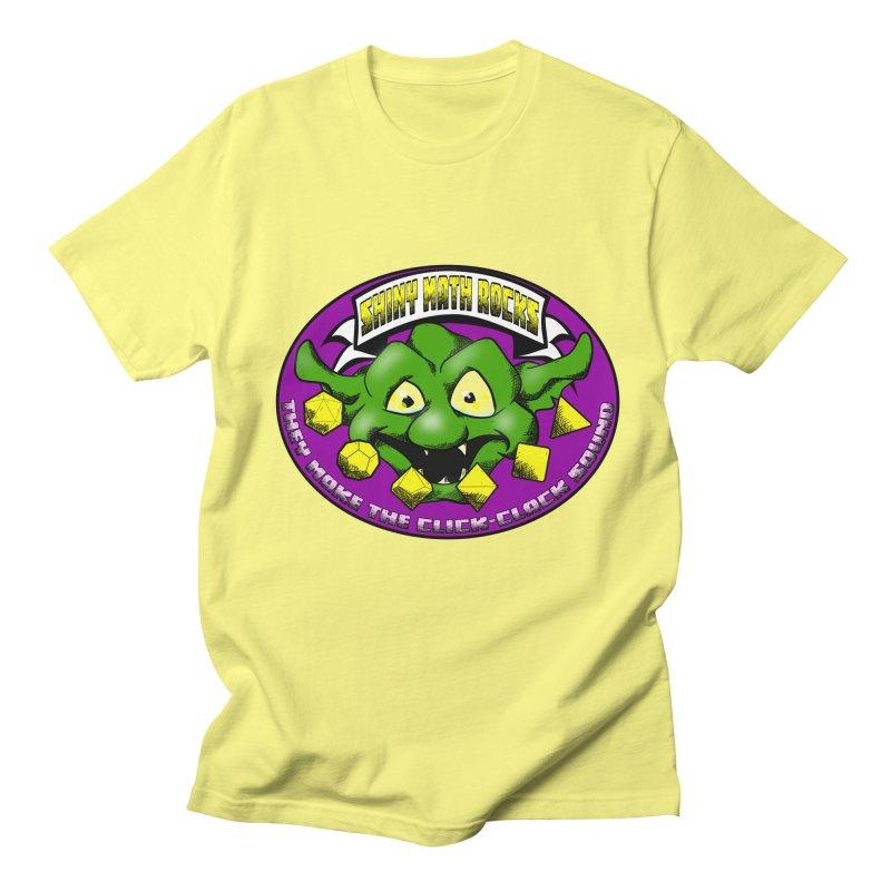 Shiny Math Rocks Women's Regular Unisex T-Shirt by Comedyrockgeek 's Artist Shop