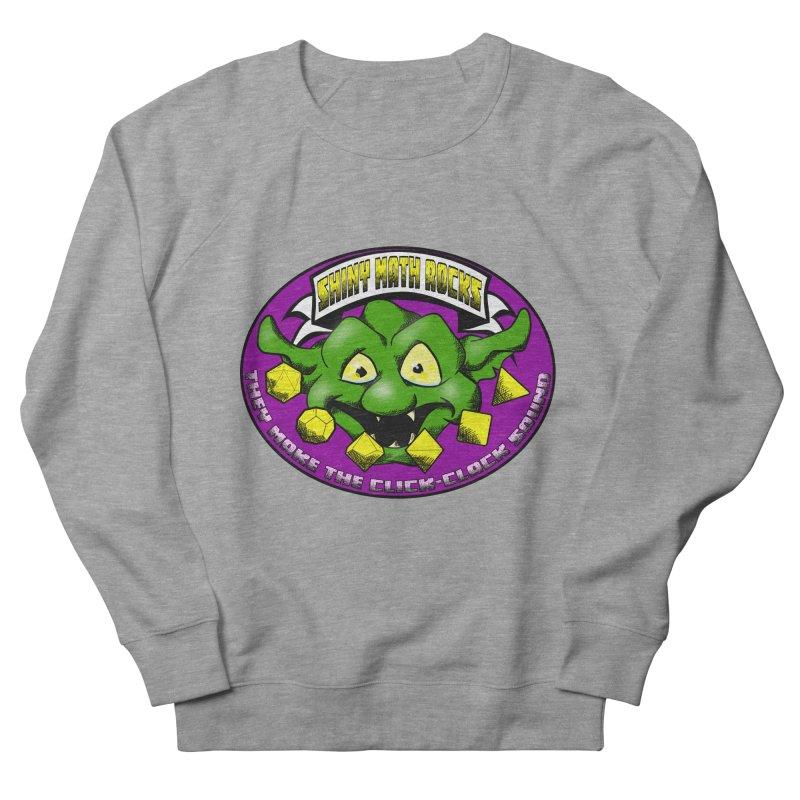 Shiny Math Rocks Women's French Terry Sweatshirt by Comedyrockgeek 's Artist Shop