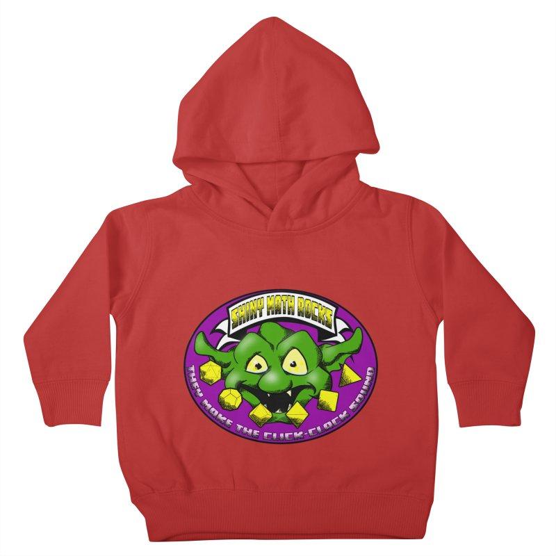 Shiny Math Rocks Kids Toddler Pullover Hoody by Comedyrockgeek 's Artist Shop