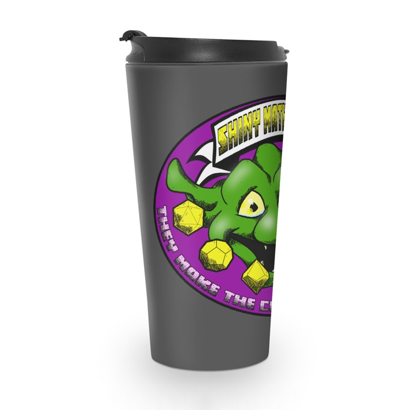 Shiny Math Rocks Accessories Travel Mug by Comedyrockgeek 's Artist Shop