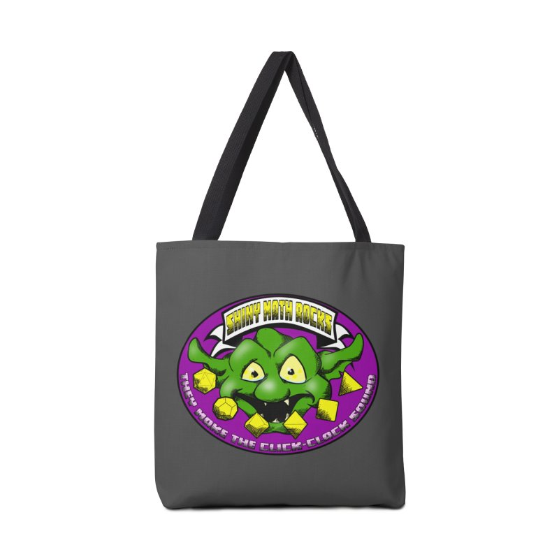 Shiny Math Rocks Accessories Tote Bag Bag by Comedyrockgeek 's Artist Shop