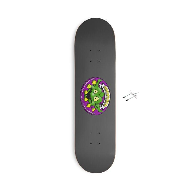 Shiny Math Rocks Accessories With Hanging Hardware Skateboard by Comedyrockgeek 's Artist Shop