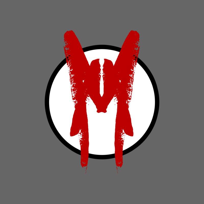 M Symbol Men's Pullover Hoody by Comedyrockgeek 's Artist Shop