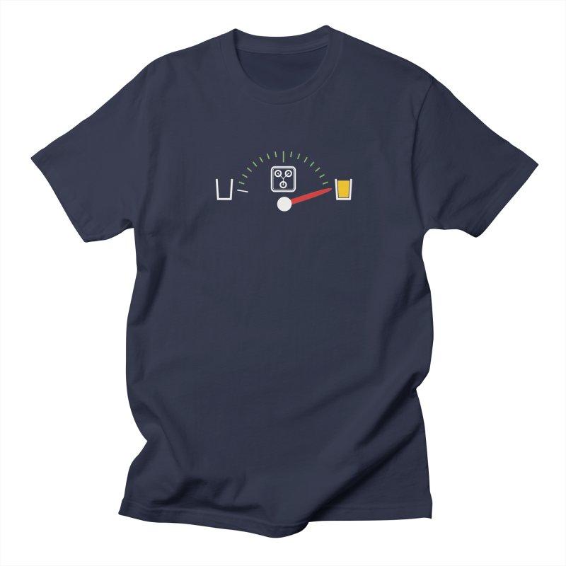 Beer Powered Time Machine Men's T-shirt by Comedyrockgeek 's Artist Shop