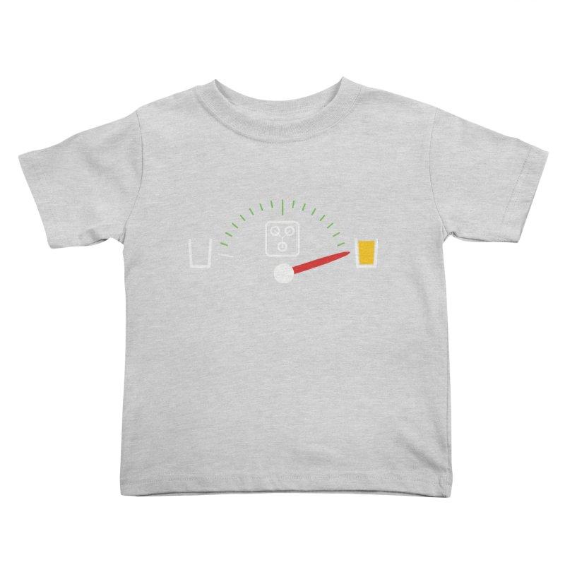 Beer Powered Time Machine Kids Toddler T-Shirt by Comedyrockgeek 's Artist Shop
