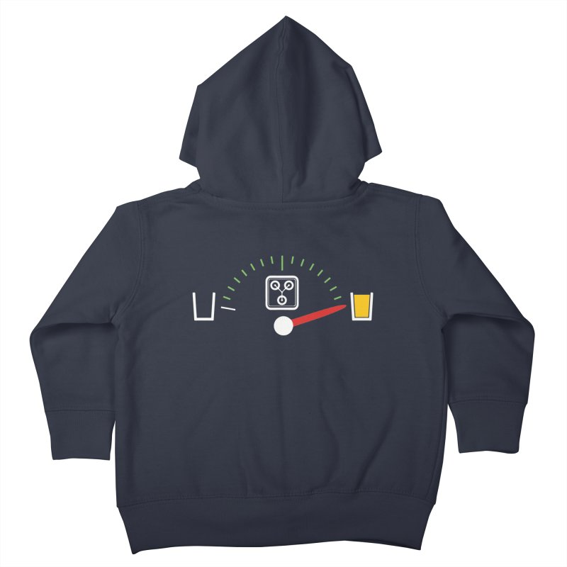 Beer Powered Time Machine Kids Toddler Zip-Up Hoody by Comedyrockgeek 's Artist Shop