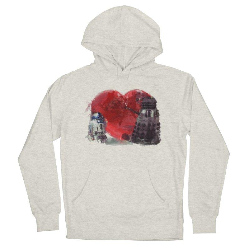 Love Connection Men's Pullover Hoody by Comedyrockgeek 's Artist Shop