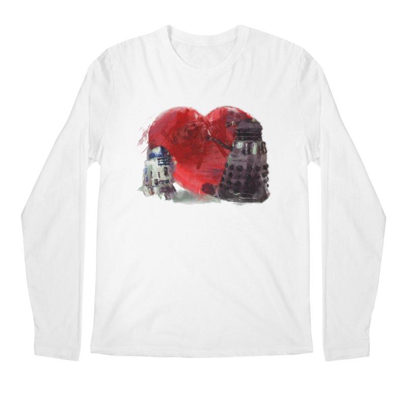 Love Connection Men's Longsleeve T-Shirt by Comedyrockgeek 's Artist Shop