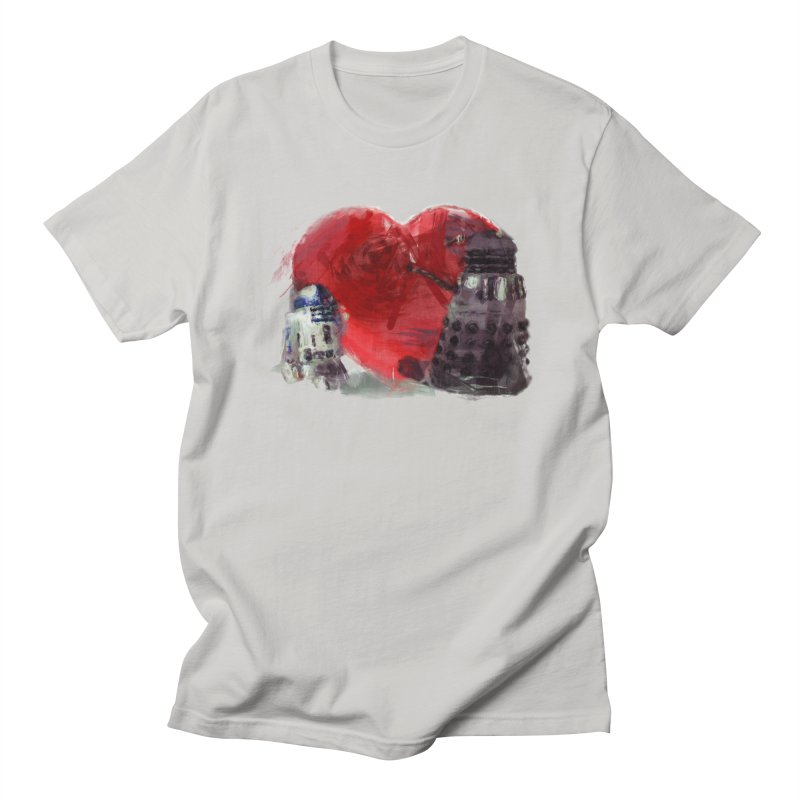 Love Connection Men's T-shirt by Comedyrockgeek 's Artist Shop