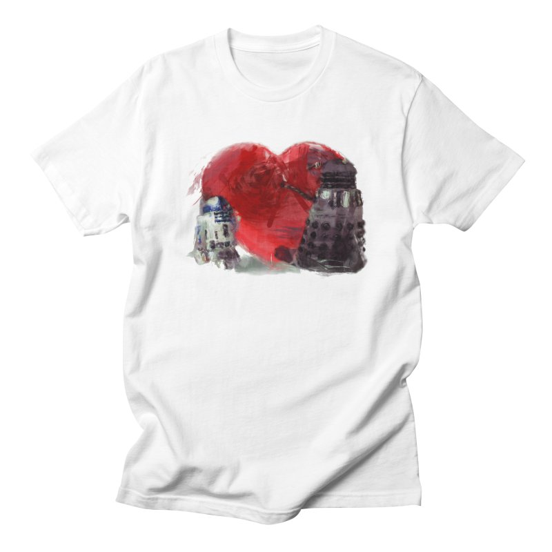 Love Connection Men's T-shirt by Comedyrockgeek 's Artist Shop