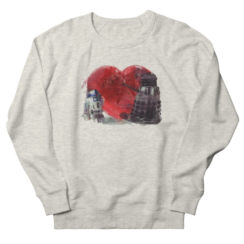 Love Connection Men's Sweatshirt by Comedyrockgeek 's Artist Shop