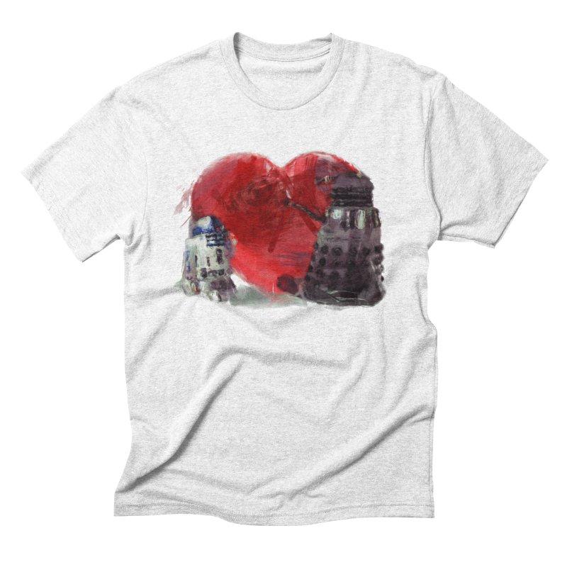 Love Connection Men's Triblend T-shirt by Comedyrockgeek 's Artist Shop