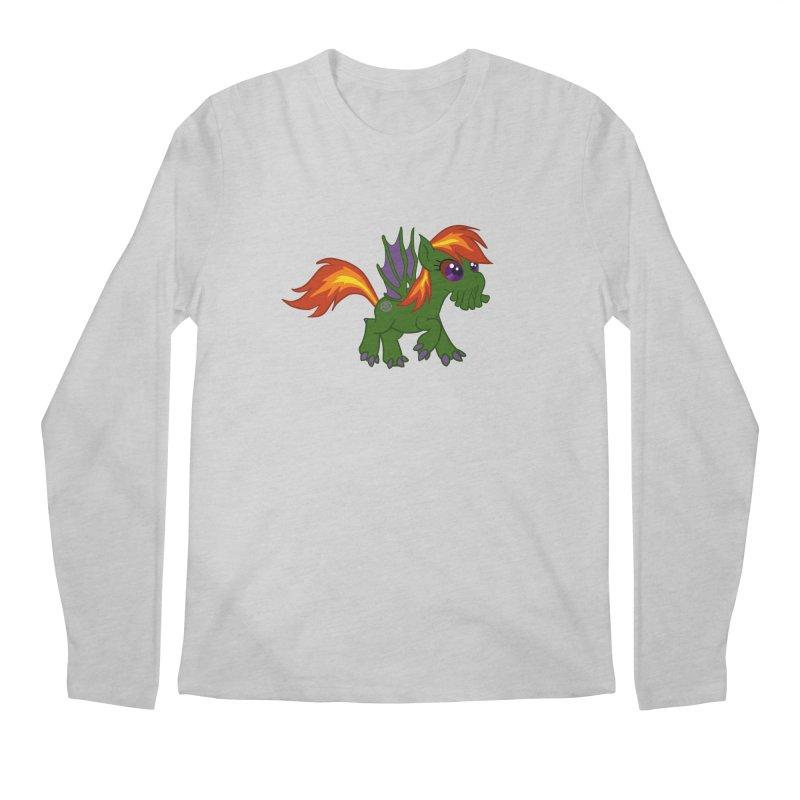 Friendship is Tragic Men's Regular Longsleeve T-Shirt by Comedyrockgeek 's Artist Shop