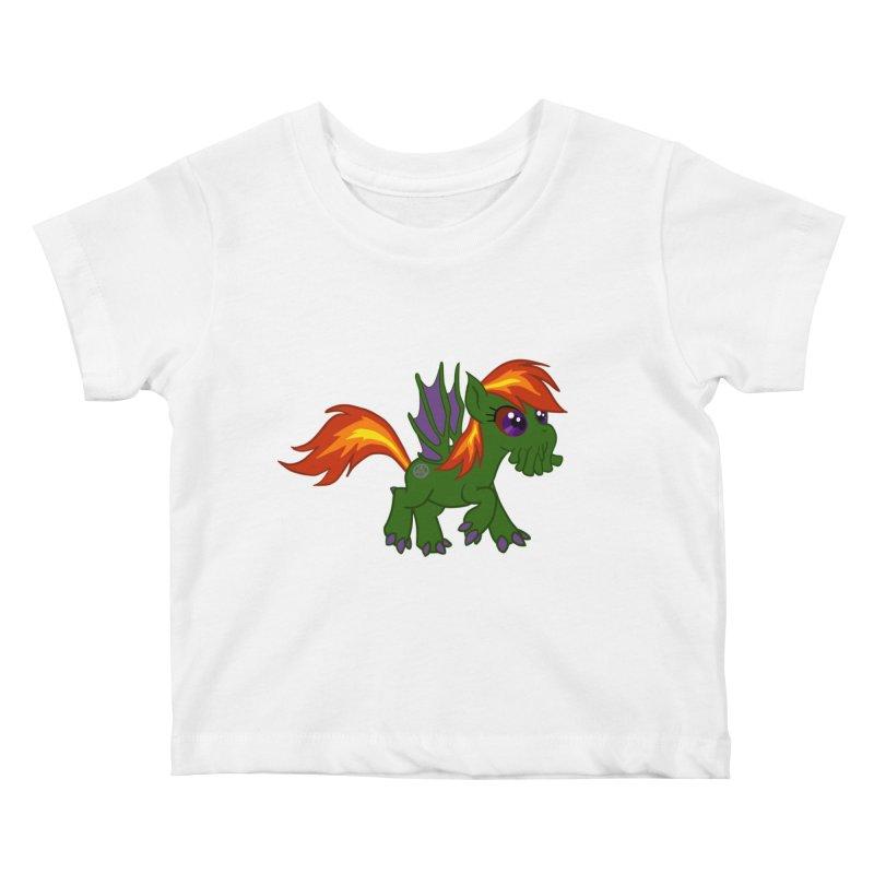 Friendship is Tragic Kids Baby T-Shirt by Comedyrockgeek 's Artist Shop