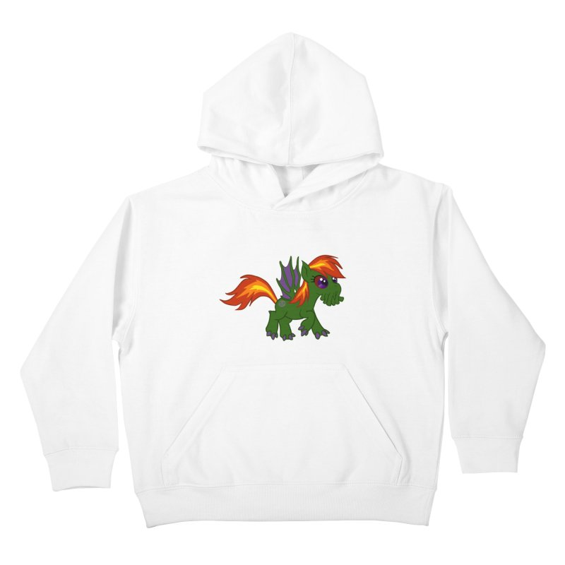 Friendship is Tragic Kids Pullover Hoody by Comedyrockgeek 's Artist Shop