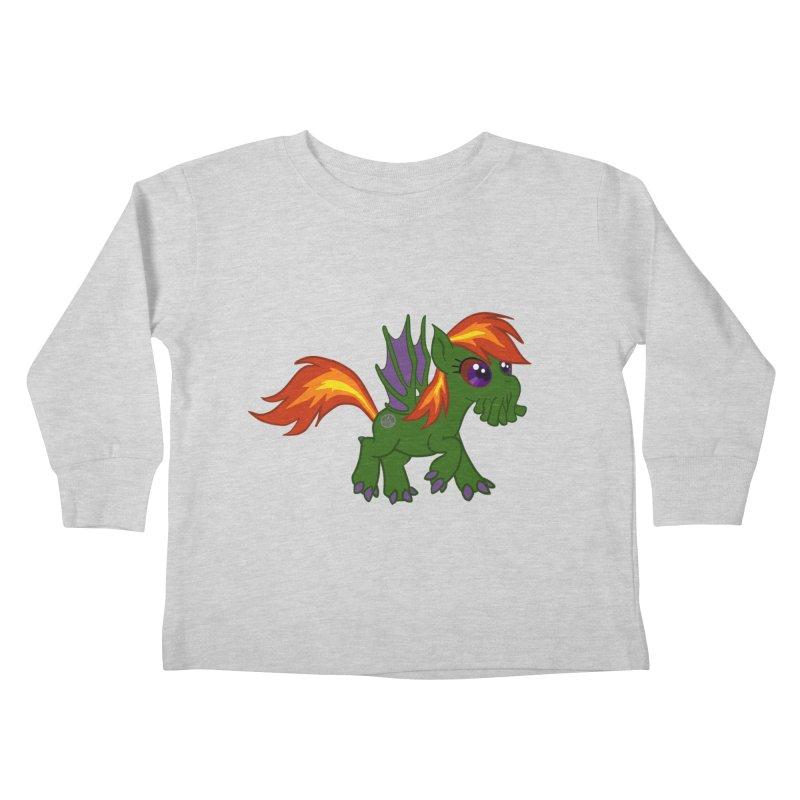Friendship is Tragic Kids Toddler Longsleeve T-Shirt by Comedyrockgeek 's Artist Shop