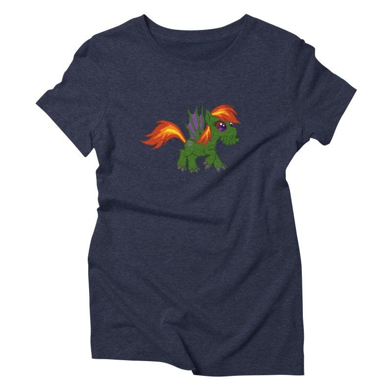 Friendship is Tragic Women's Triblend T-shirt by Comedyrockgeek 's Artist Shop