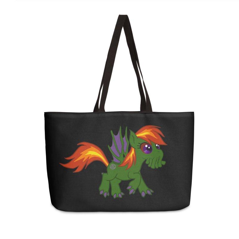 Friendship is Tragic Accessories Weekender Bag Bag by Comedyrockgeek 's Artist Shop