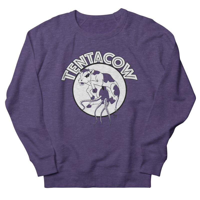 Tentacow Women's French Terry Sweatshirt by Comedyrockgeek 's Artist Shop