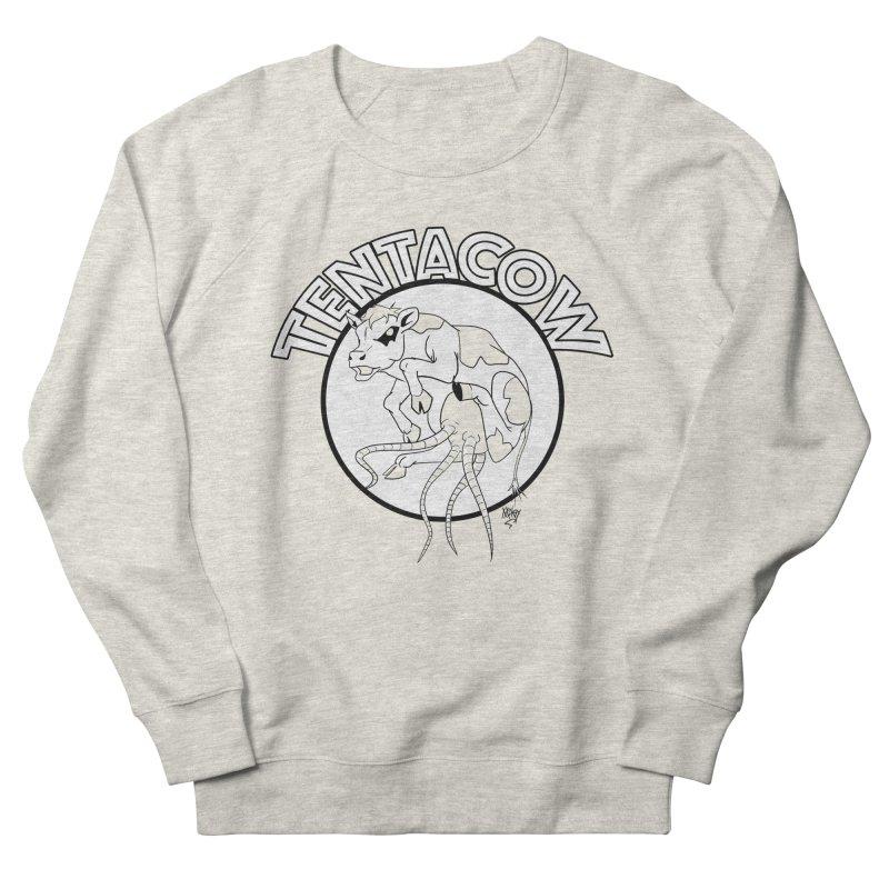 Tentacow Women's Sweatshirt by Comedyrockgeek 's Artist Shop