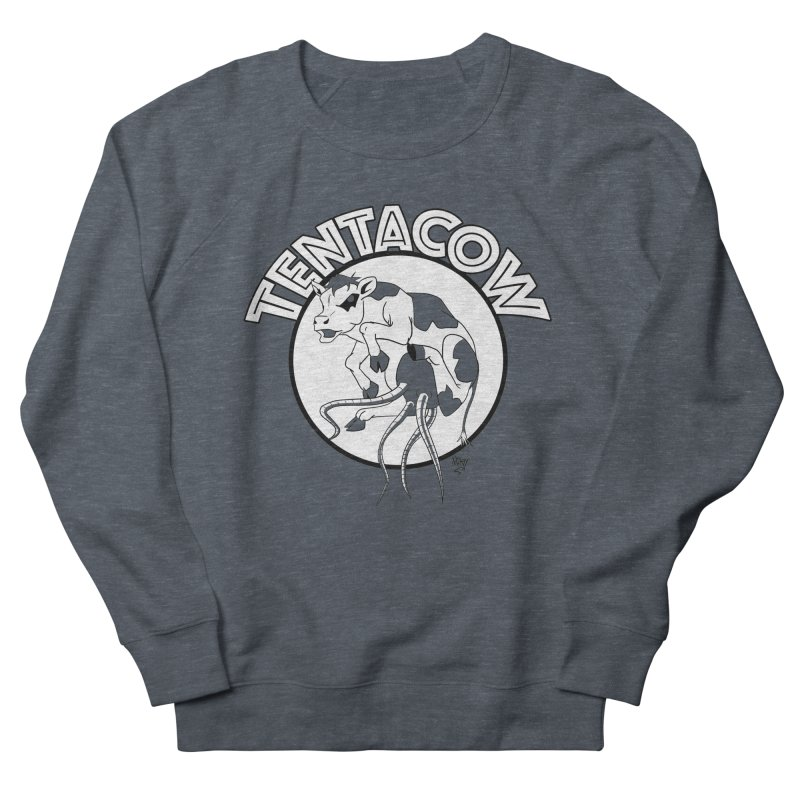 Tentacow Men's Sweatshirt by Comedyrockgeek 's Artist Shop