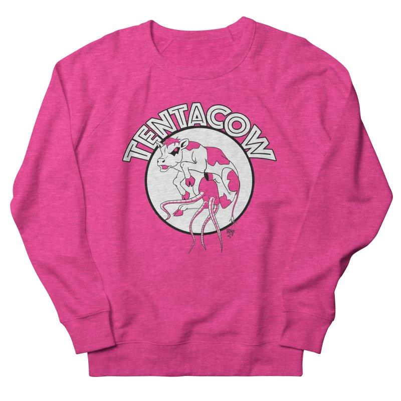 Tentacow Men's Sweatshirt by Comedyrockgeek 's Artist Shop