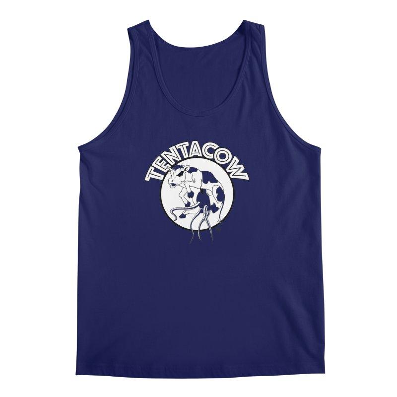 Tentacow Men's Tank by Comedyrockgeek 's Artist Shop