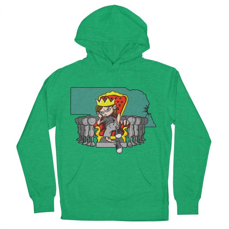 King of Nebraska Women's Pullover Hoody by Comedyrockgeek 's Artist Shop