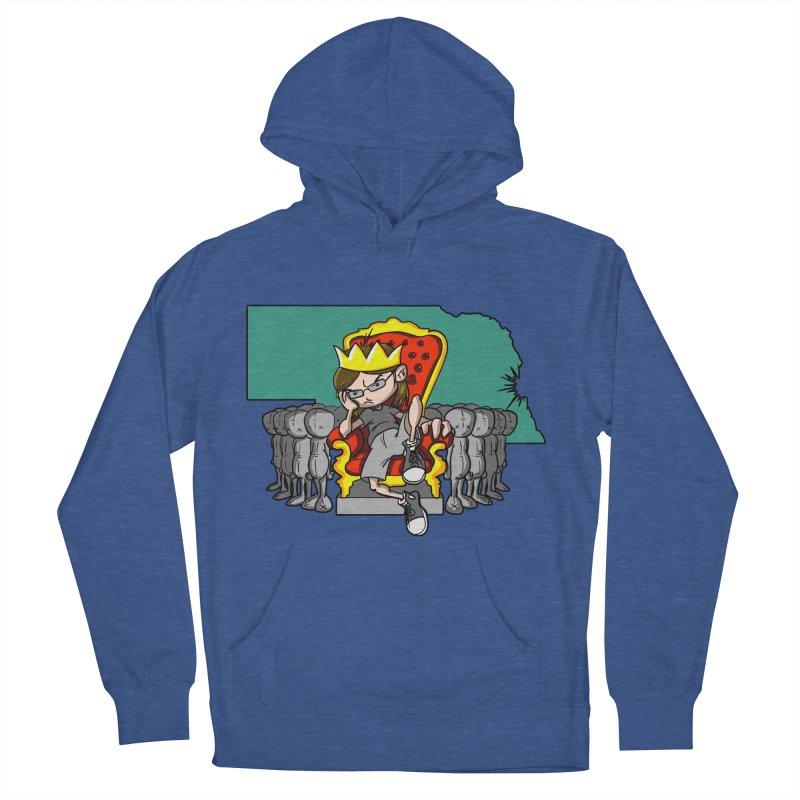 King of Nebraska Men's Pullover Hoody by Comedyrockgeek 's Artist Shop