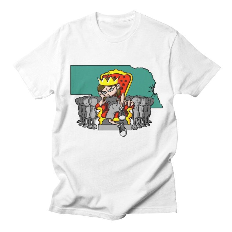 King of Nebraska Women's Unisex T-Shirt by Comedyrockgeek 's Artist Shop
