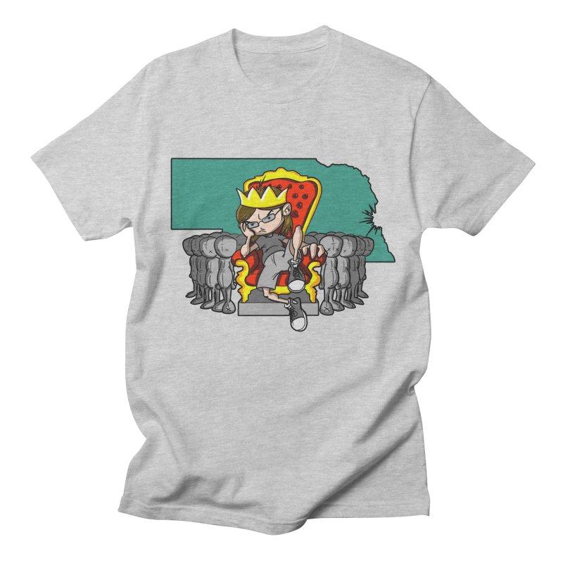 King of Nebraska Women's Regular Unisex T-Shirt by Comedyrockgeek 's Artist Shop