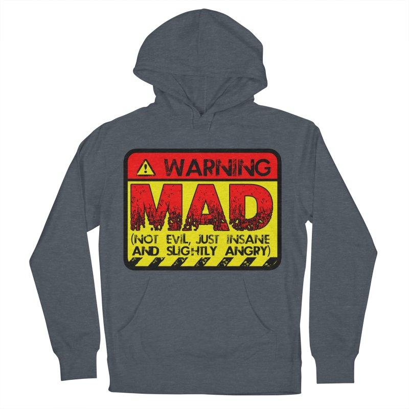 Mad Men's Pullover Hoody by Comedyrockgeek 's Artist Shop