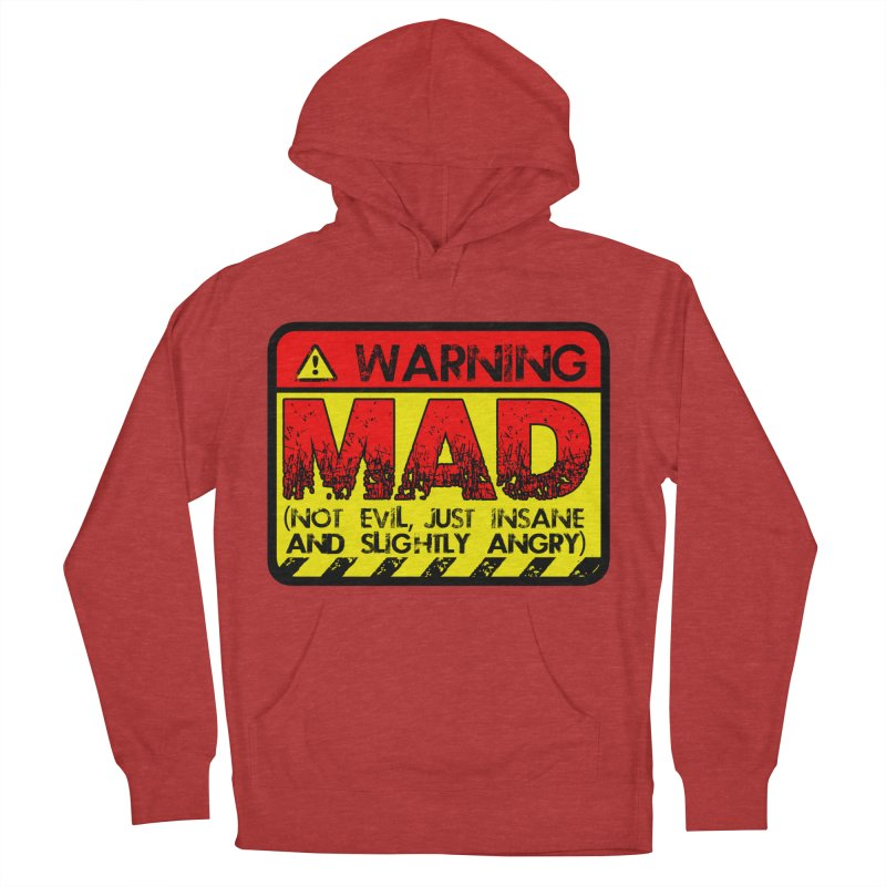 Mad Men's French Terry Pullover Hoody by Comedyrockgeek 's Artist Shop
