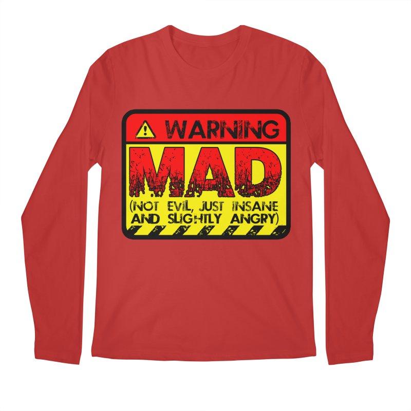 Mad Men's Longsleeve T-Shirt by Comedyrockgeek 's Artist Shop