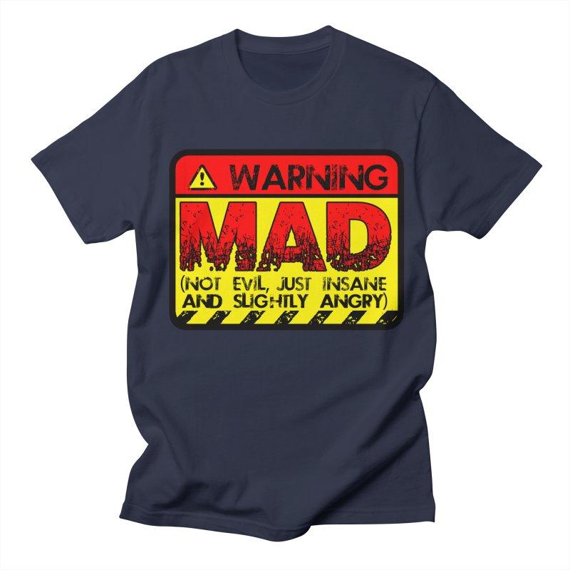 Mad Men's Regular T-Shirt by Comedyrockgeek 's Artist Shop