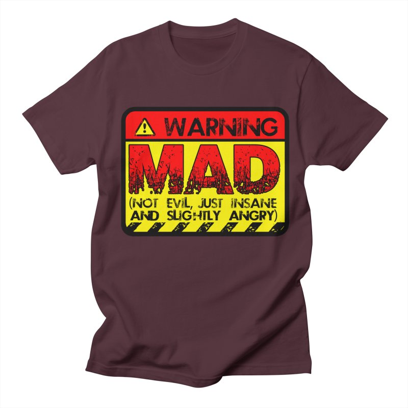 Mad Men's T-shirt by Comedyrockgeek 's Artist Shop