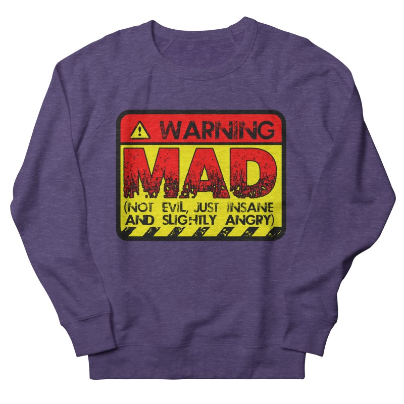 Mad Men's Sweatshirt by Comedyrockgeek 's Artist Shop